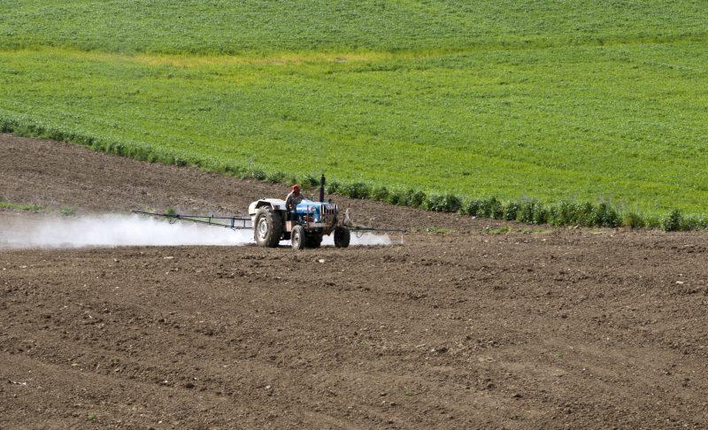 Les pesticides dans l'alimentation