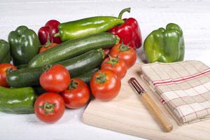 Faire le choix de l'alimentation vivante : manger cru