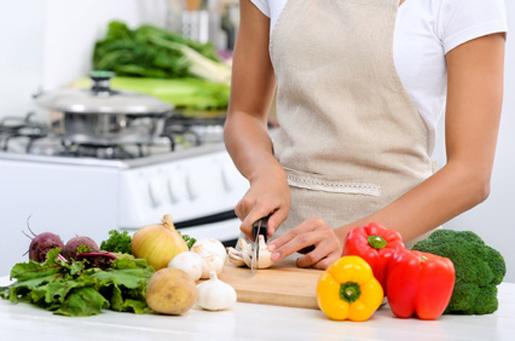 Cuisiner un plat de légumes au faitout basse température