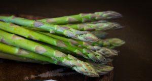 Cuire les asperges à basse température