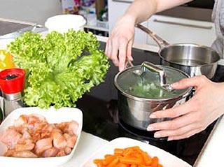 Cuisson basse température et cuisine vapeur